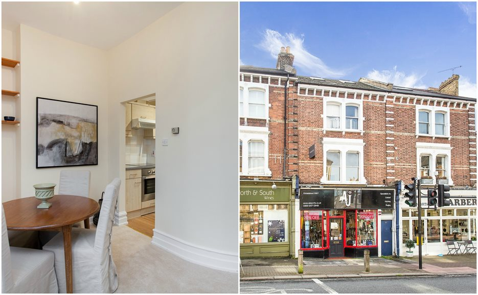 Northcote road 2 bed