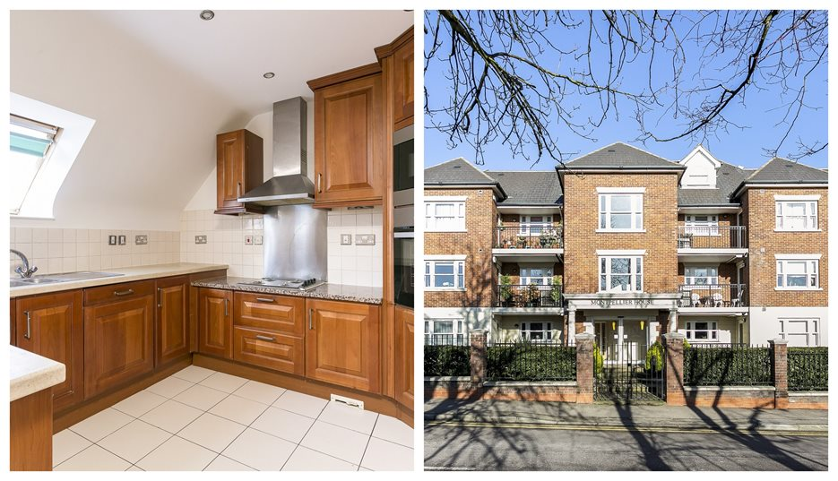 chigwell flat for sale
