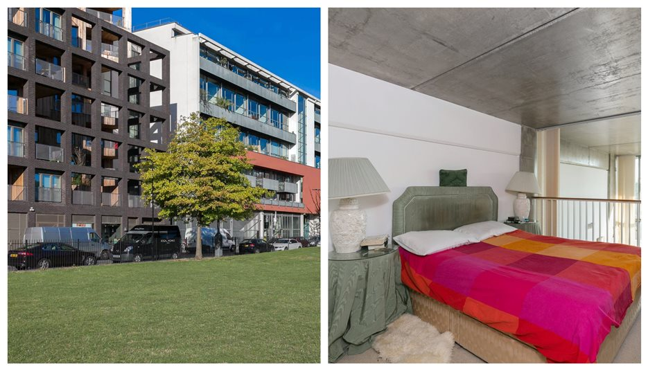 Hoxton apartment for sale