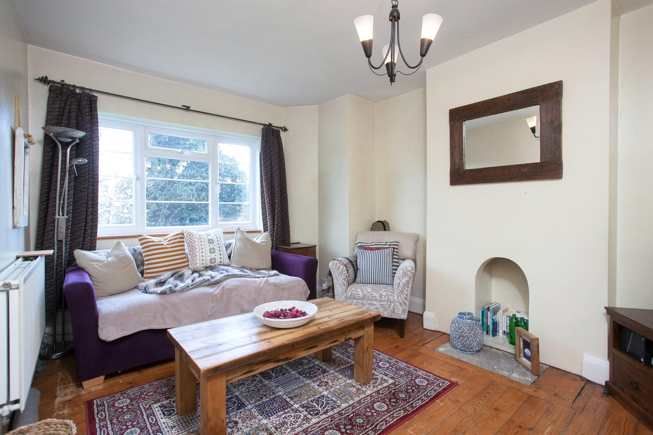 Portico 1 Bedroom Flat Recently Let In East Dulwich