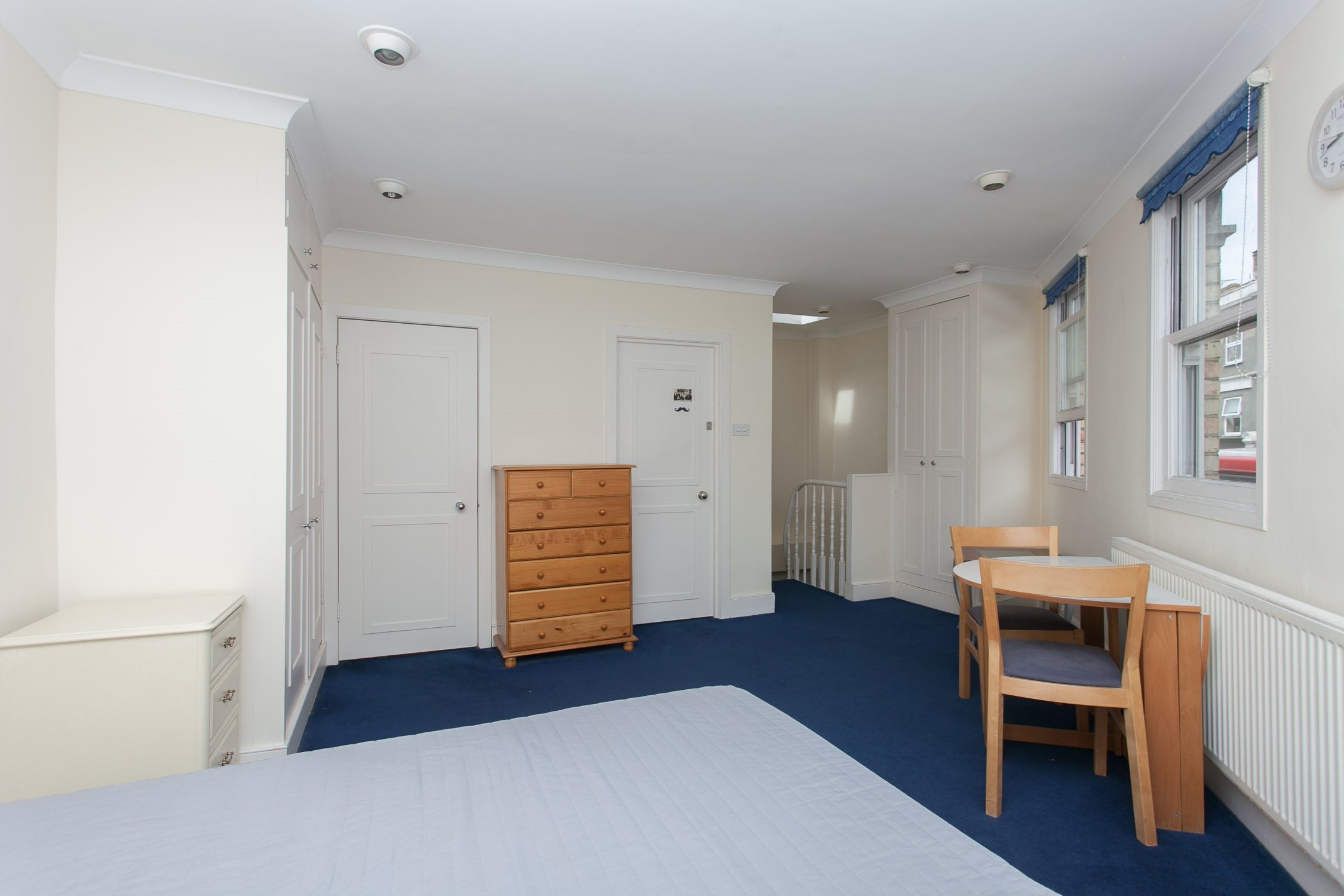 Portico Studio Flat Recently Let In Fulham Dawes Road