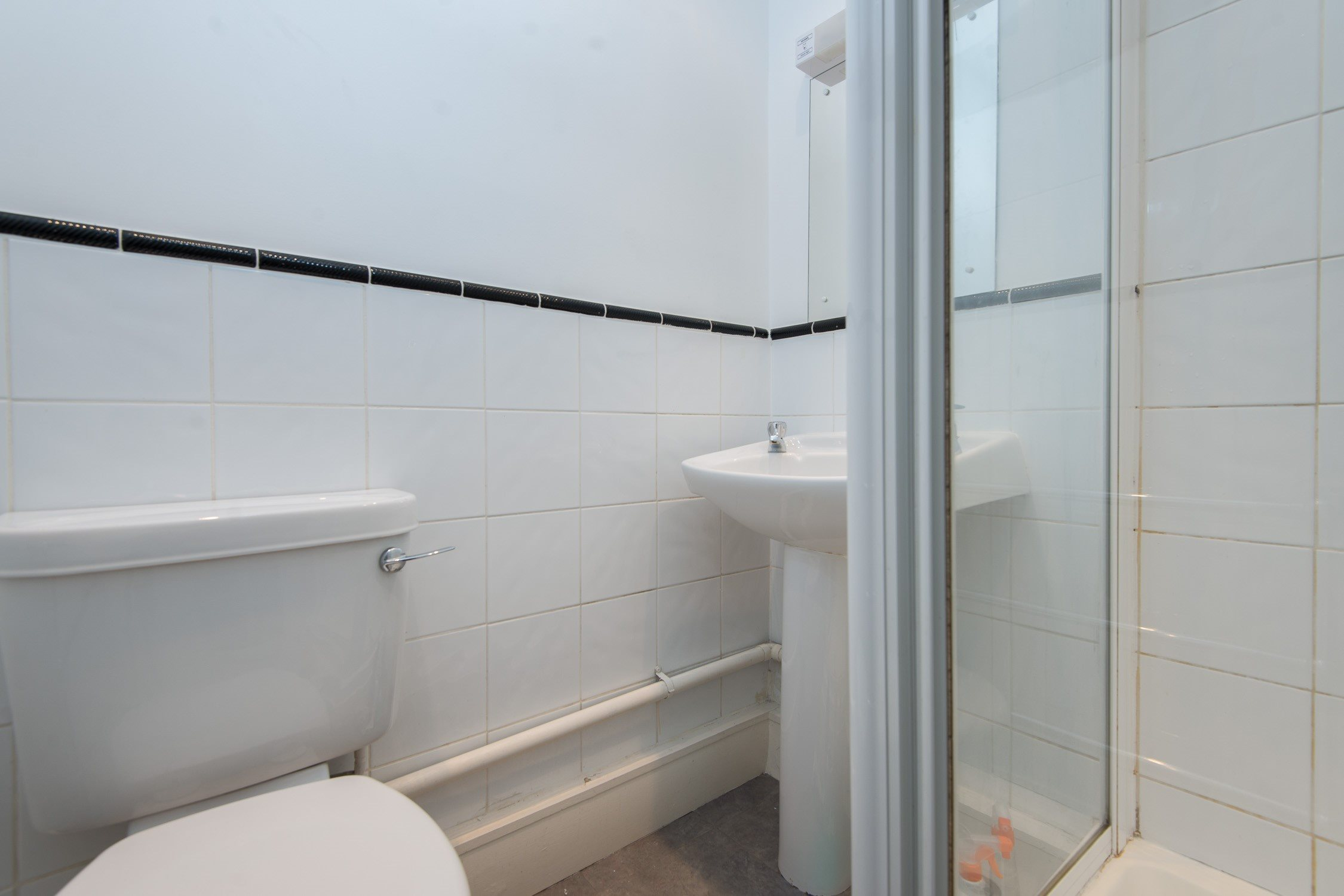 Portico Studio Flat Recently Let In Balham Balham High