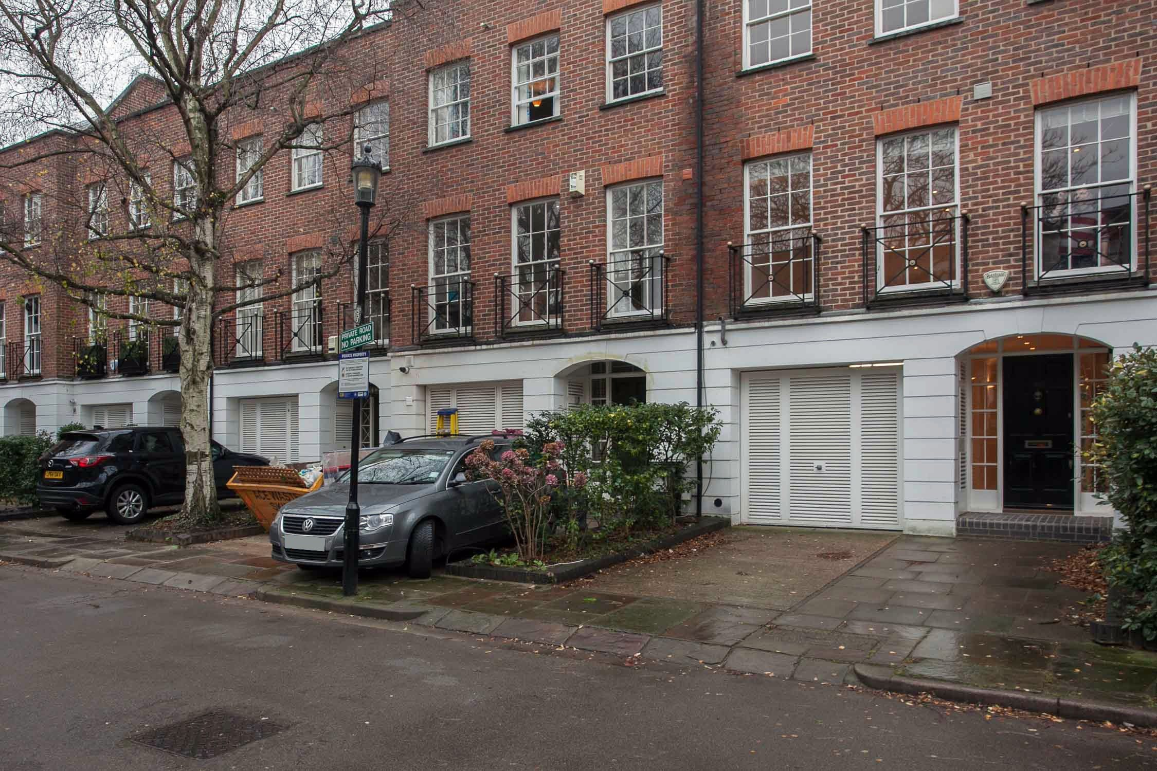 Portico 5 bedroom flat recently let in kensington for 7 hammersmith terrace