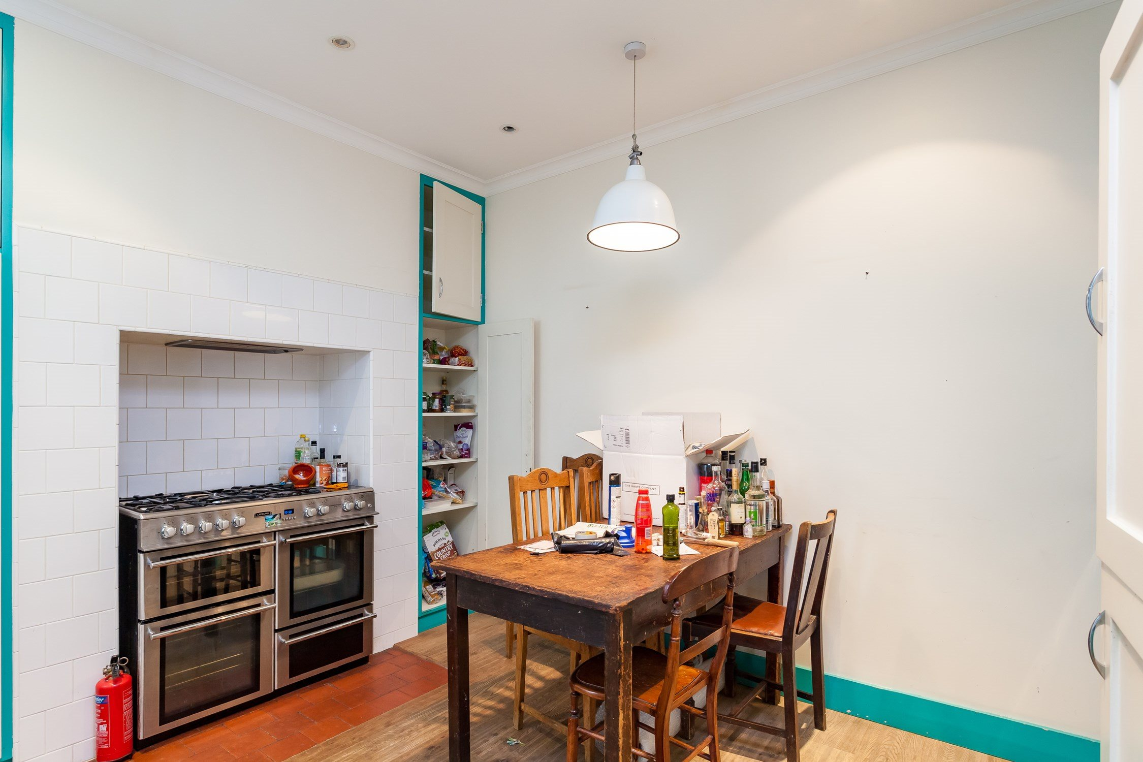 Portico - 3 Bedroom Flat recently let in Bloomsbury: Southampton Row ...