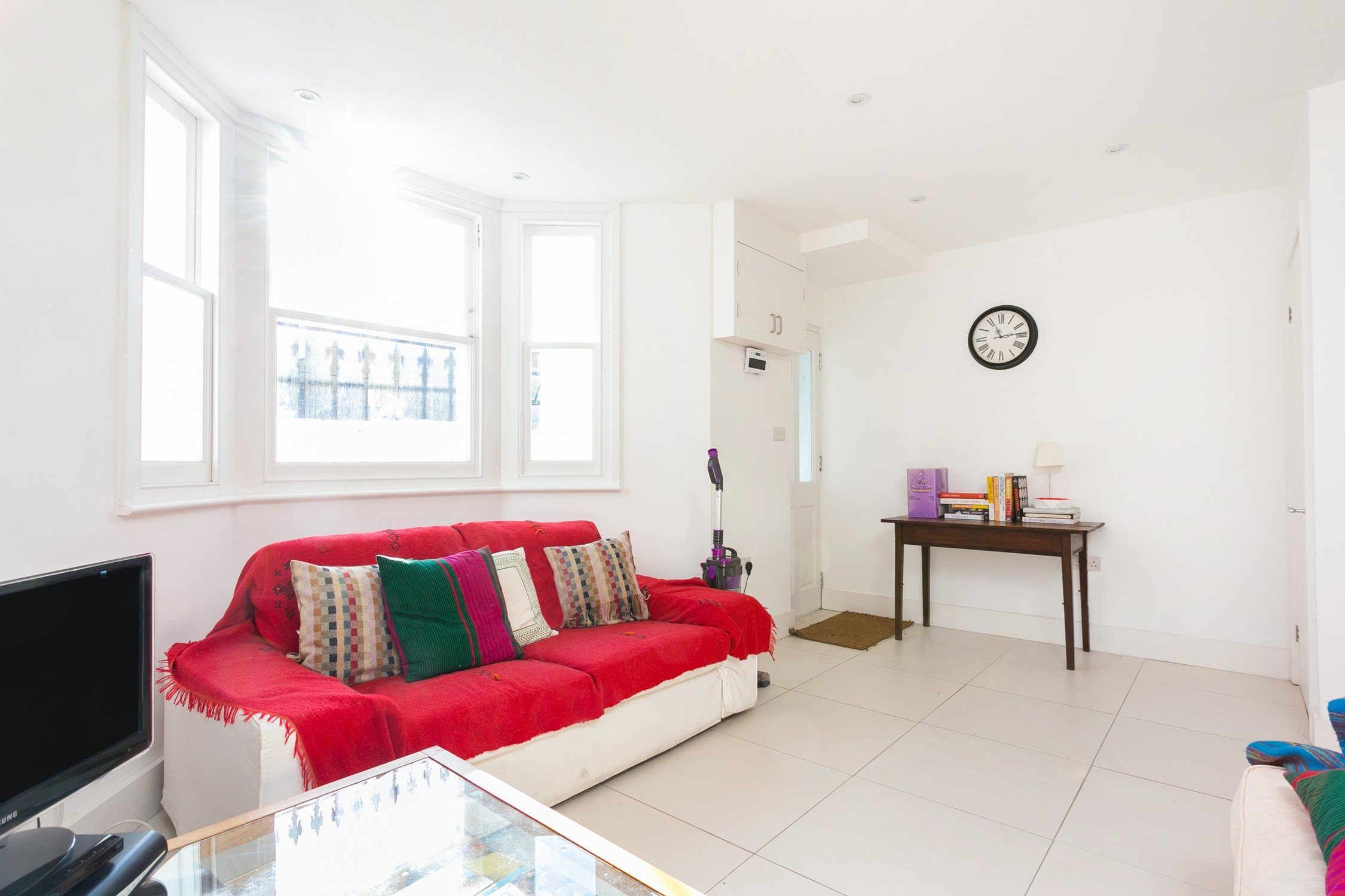 Portico - 4 Bedroom Flat recently let in Brixton: Argyll ...