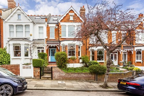 Cranbourne Rd, Muswell Hill, London N10, UK - Source: Portico