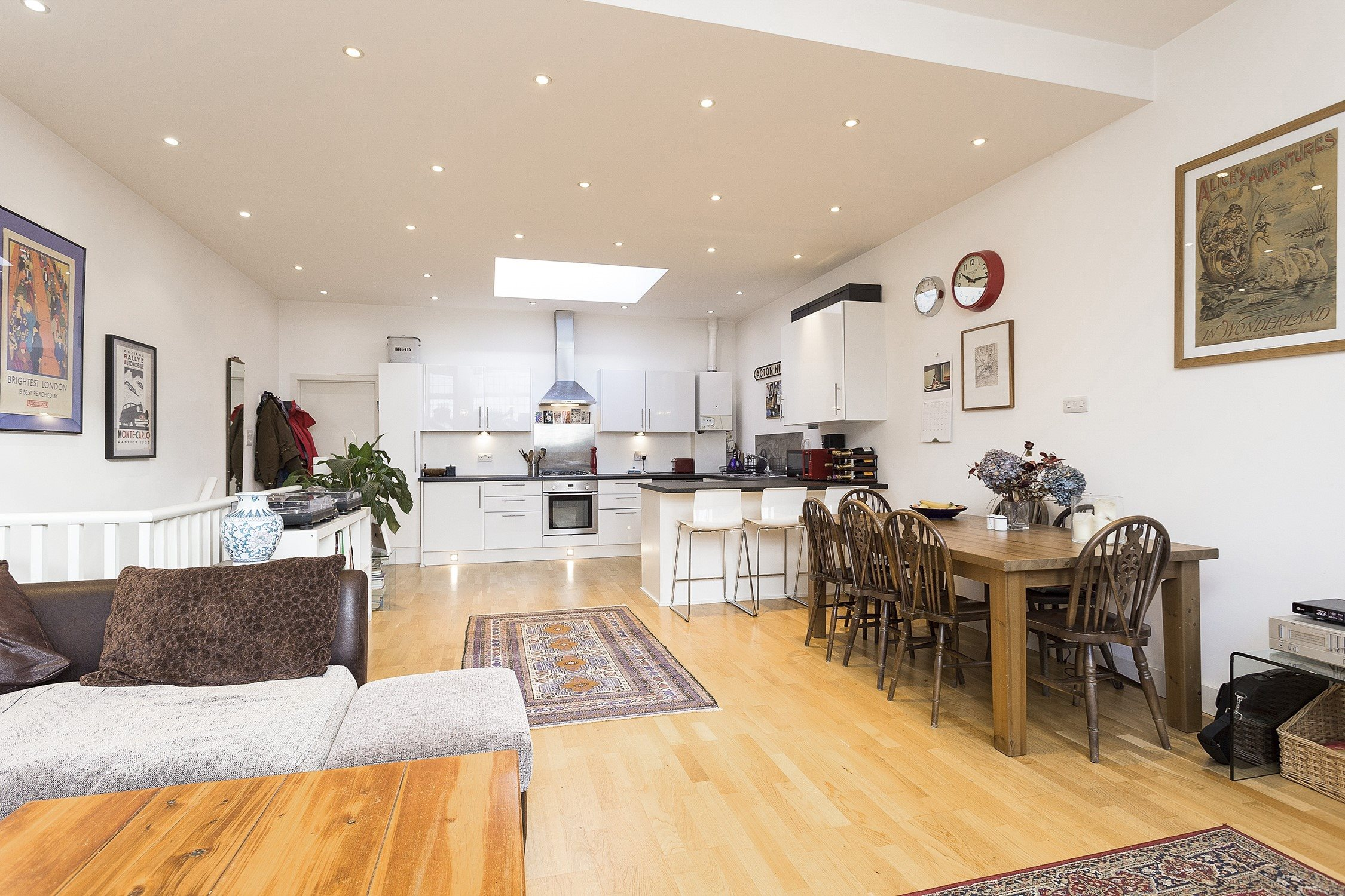 portico 2 bedroom flat for sale in acton high street w3 £599 999