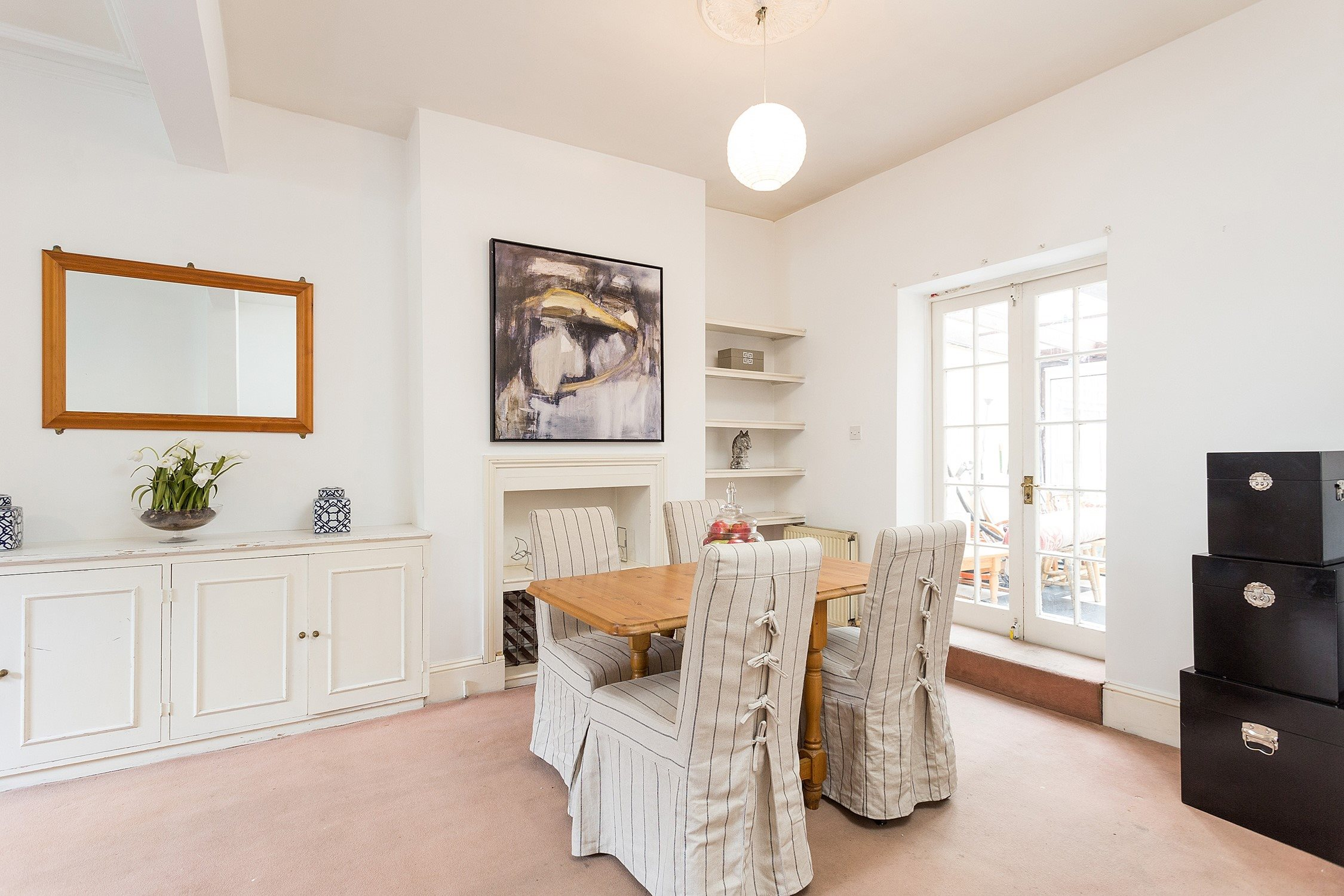 Portico 4 Bedroom House For Sale In Battersea Gowrie