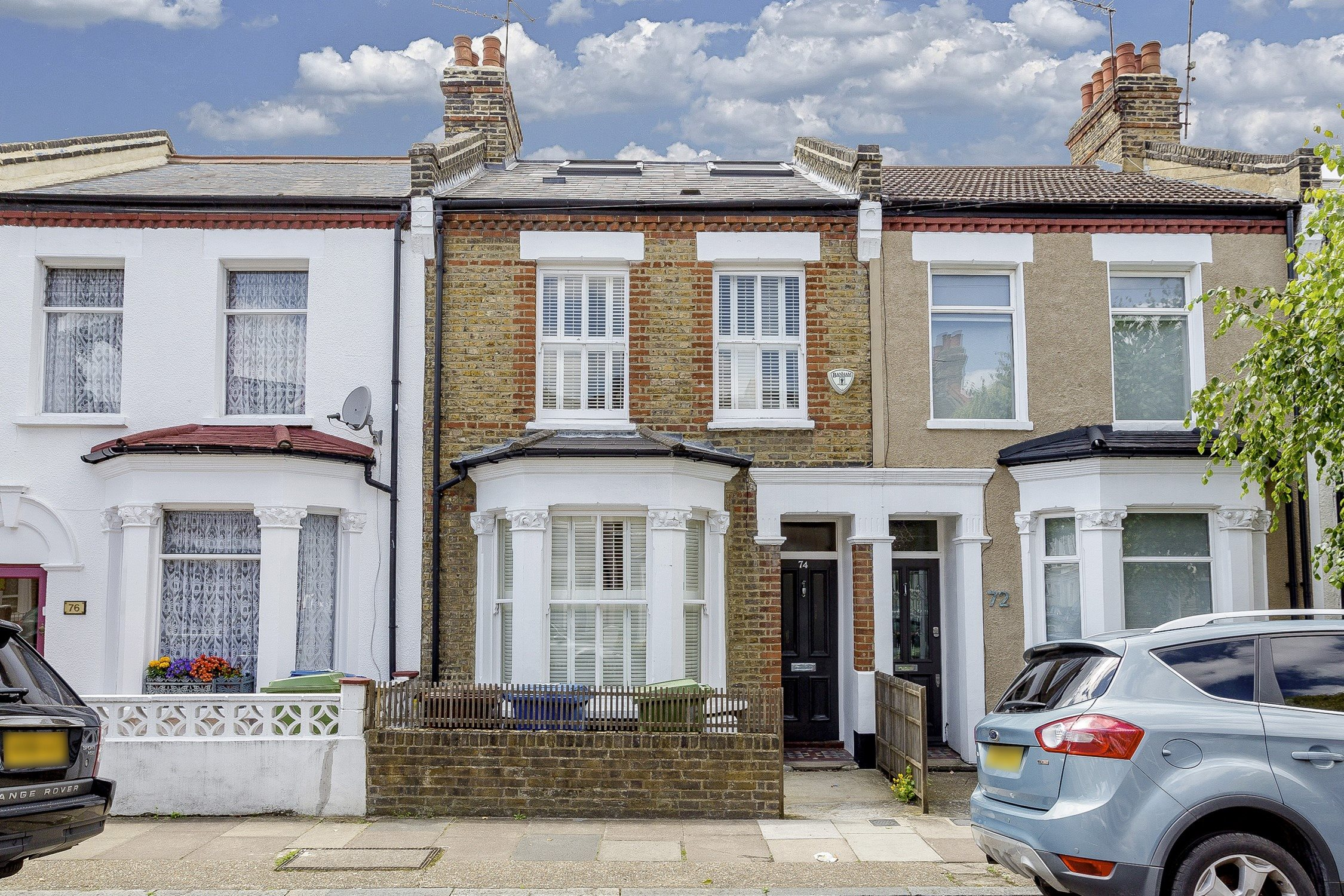 Portico 5 Bedroom House Recently Sold In Dulwich