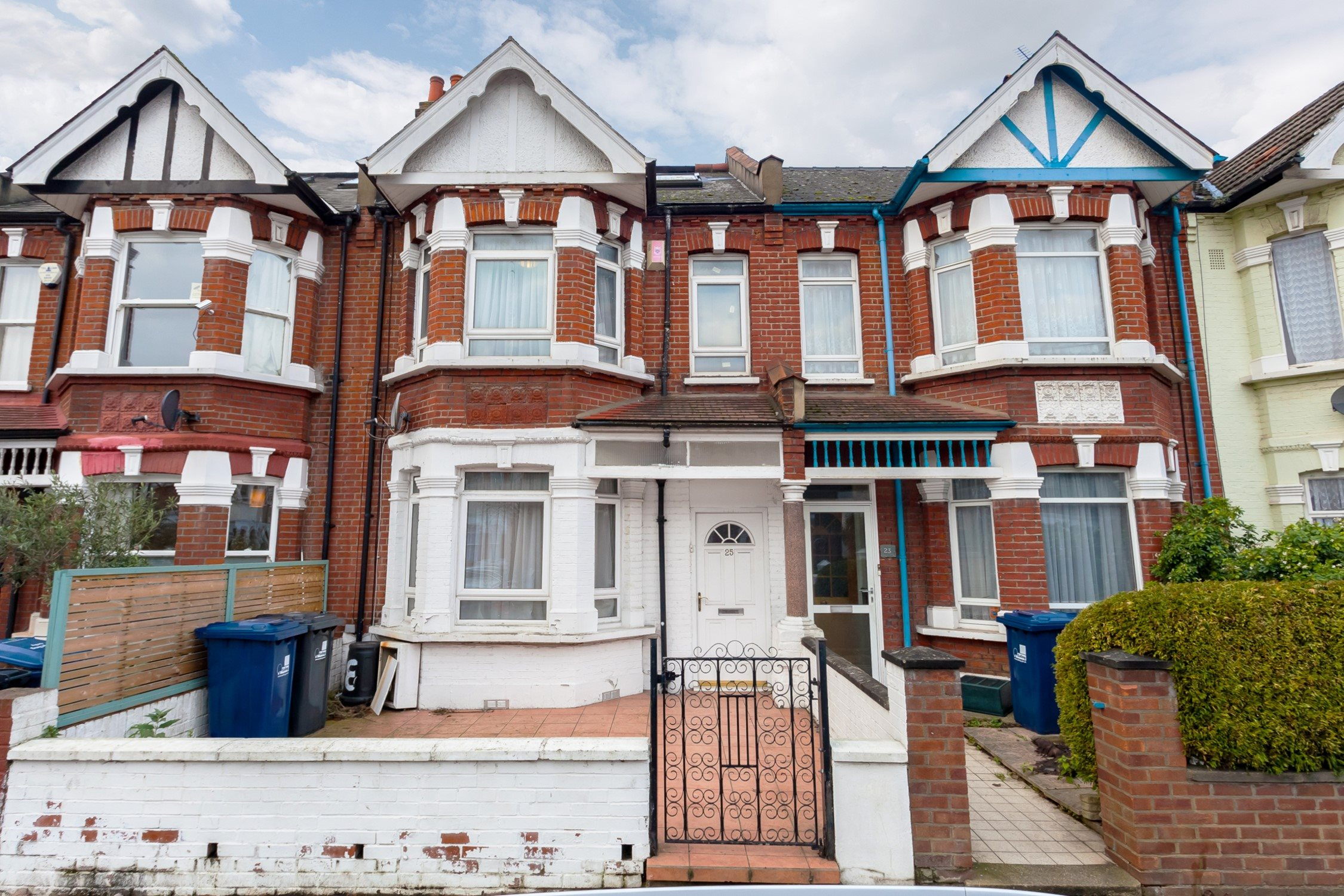 portico 4 bedroom house for sale in acton larden road w3
