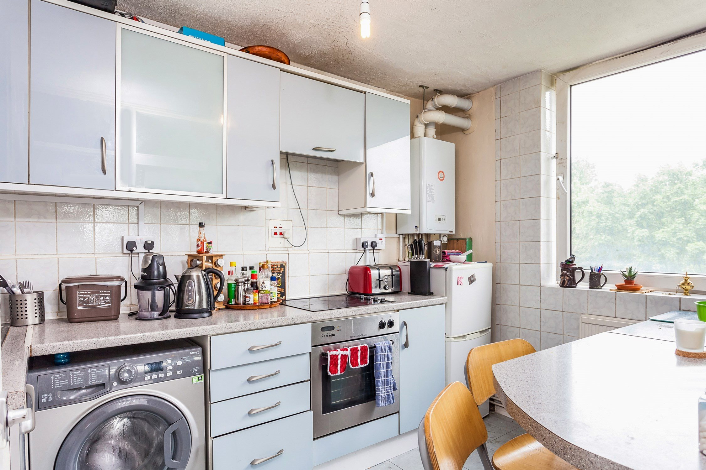 Portico - 1 Bedroom Flat for sale in Holloway: Rowstock Gardens, N7 ...