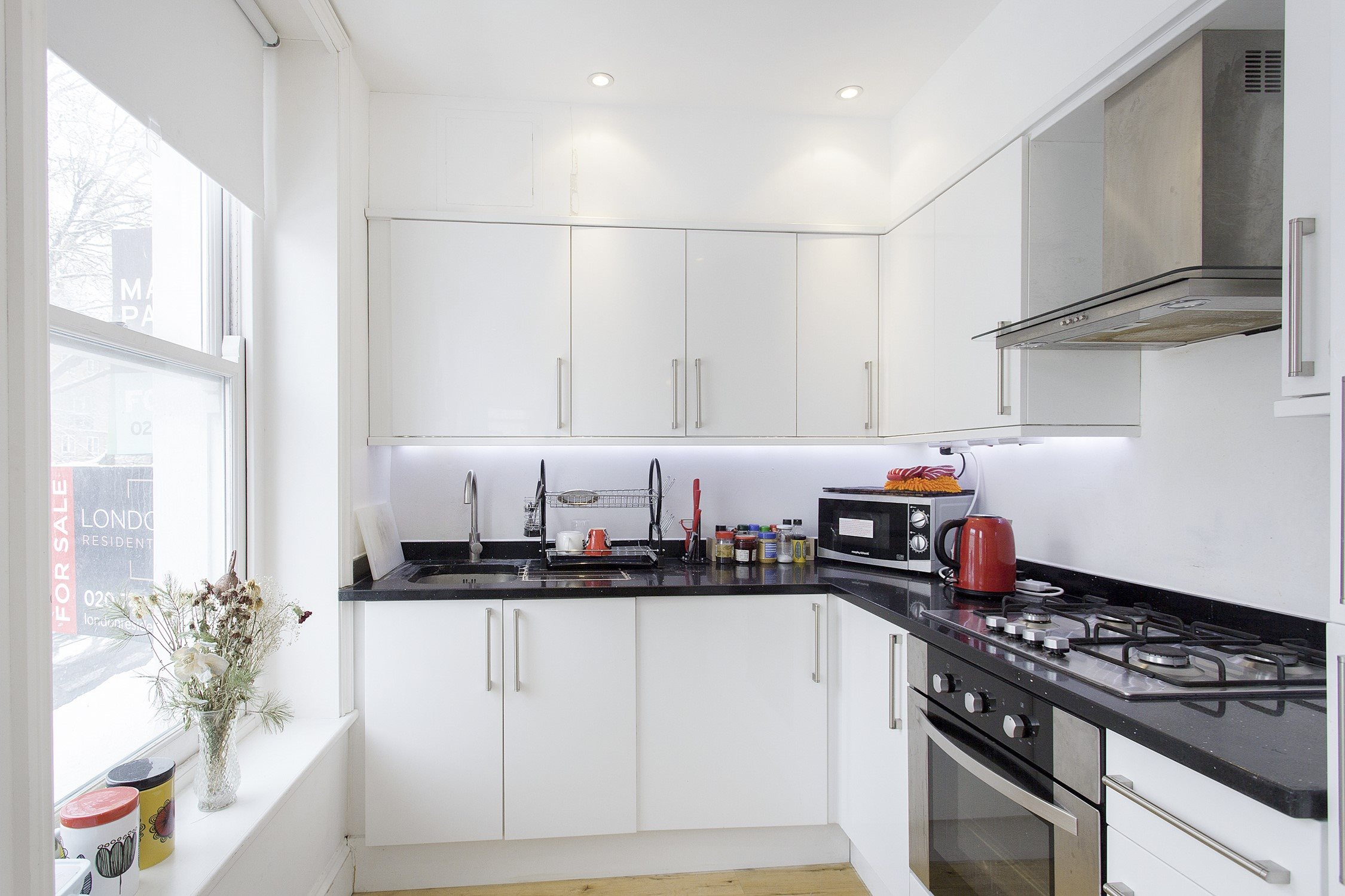 Portico - 1 Bedroom Flat for sale in Camden: Plender Street, NW1 ...