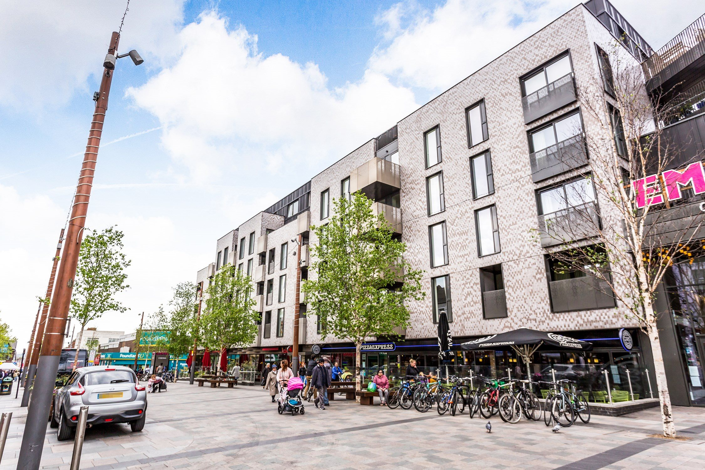 Portico 2 Bedroom Flat For Sale In Walthamstow High